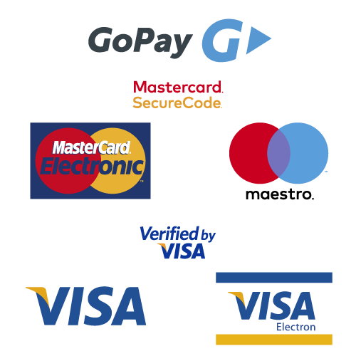 GoPay MasterCardSecureCode Verified by VISA